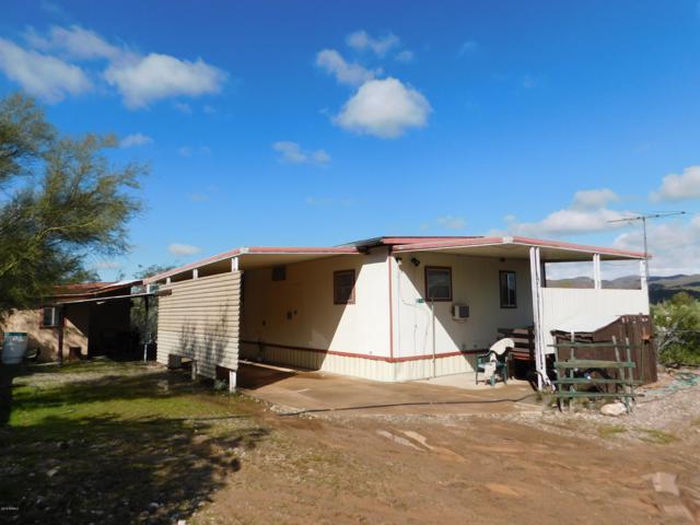 214 E Mary Lou Court, Queen Valley, AZ 85118 (MLS #5887394) :: Homehelper Consultants