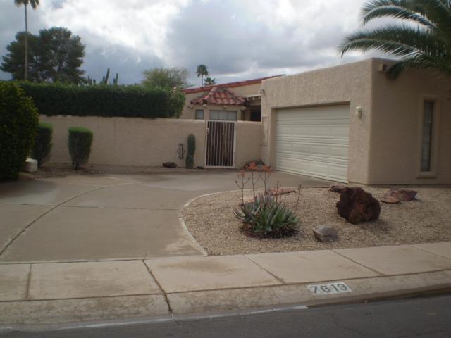 7613 E Via De Lindo, Scottsdale, AZ 85258 (MLS #5887434) :: CC & Co. Real Estate Team