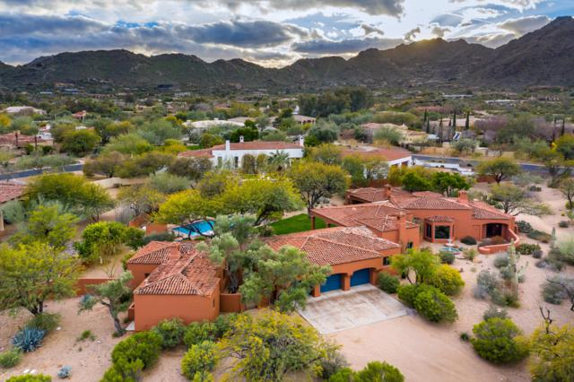 6525 E Bronco Drive, Paradise Valley, AZ 85253 (MLS #5887479) :: Kortright Group - West USA Realty