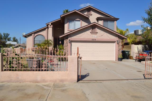 1614 E Vineyard Road, Phoenix, AZ 85042 (MLS #5887487) :: Kortright Group - West USA Realty