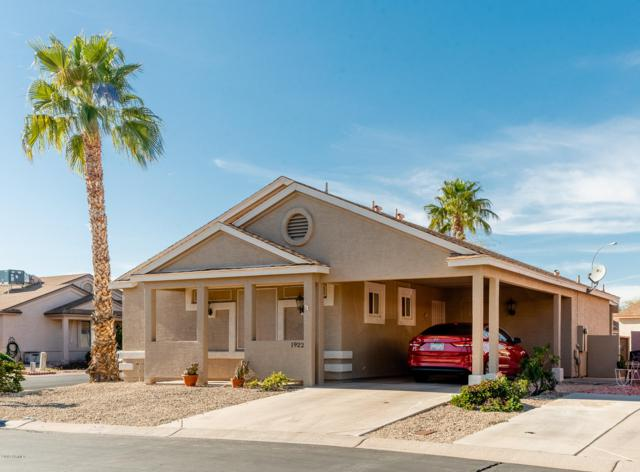 1922 E Buena Vista Drive, Chandler, AZ 85249 (MLS #5887549) :: The Everest Team at My Home Group