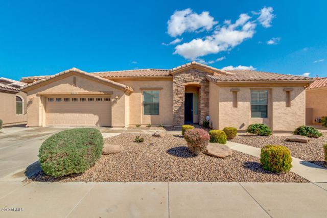 5313 S Ranger Trail, Gilbert, AZ 85298 (MLS #5887632) :: CC & Co. Real Estate Team