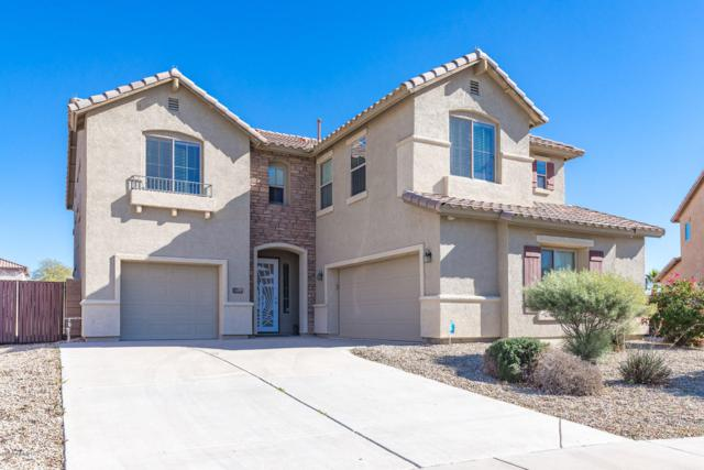 589 S 165TH Drive, Goodyear, AZ 85338 (MLS #5887639) :: Riddle Realty