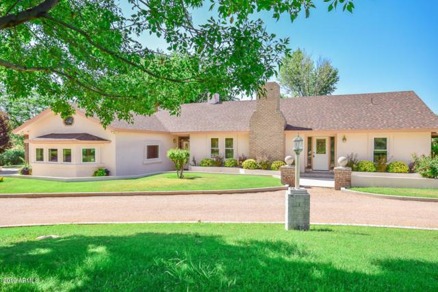1950 S Equestrian Way, Cornville, AZ 86325 (MLS #5887748) :: RE/MAX Excalibur