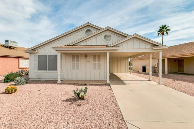6581 S Lake Forest Drive, Chandler, AZ 85249 (MLS #5887948) :: Yost Realty Group at RE/MAX Casa Grande