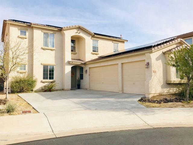 9276 W Mine Trail, Peoria, AZ 85383 (MLS #5888028) :: CC & Co. Real Estate Team