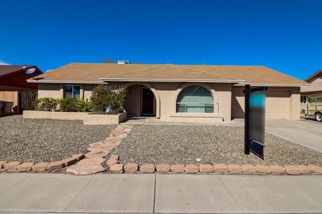 6032 W Sunnyside Drive, Glendale, AZ 85304 (MLS #5888096) :: Yost Realty Group at RE/MAX Casa Grande