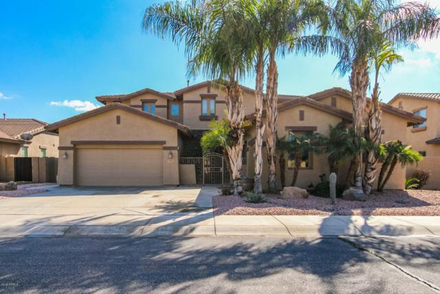 3937 E Taurus Place, Chandler, AZ 85249 (MLS #5888252) :: The Kenny Klaus Team