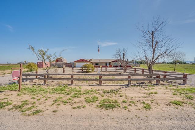 199 N Desert Lane, Coolidge, AZ 85128 (MLS #5888305) :: CC & Co. Real Estate Team