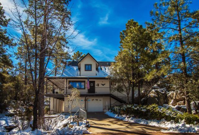 2015 W Idylwild Road W, Prescott, AZ 86301 (MLS #5888310) :: CC & Co. Real Estate Team