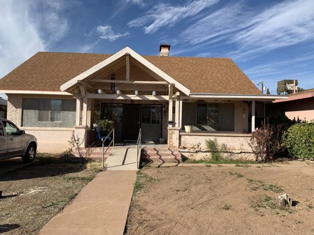 1132 E 9th Street, Douglas, AZ 85607 (MLS #5888421) :: CC & Co. Real Estate Team