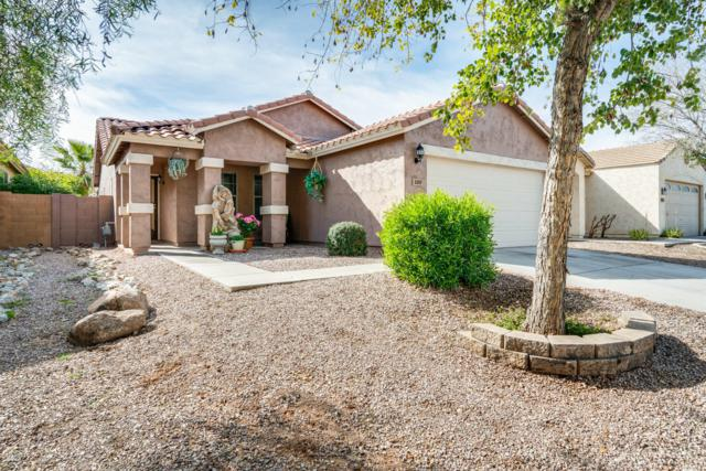 3207 W Belle Avenue, Queen Creek, AZ 85142 (MLS #5888607) :: CC & Co. Real Estate Team