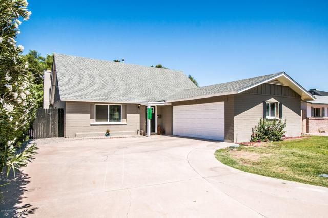 8538 E Keim Drive, Scottsdale, AZ 85250 (MLS #5888632) :: Yost Realty Group at RE/MAX Casa Grande