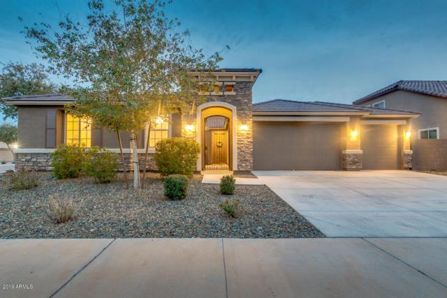 5611 W Beth Drive, Laveen, AZ 85339 (MLS #5888796) :: CC & Co. Real Estate Team