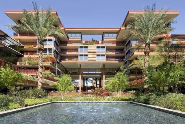 7151 E Rancho Vista Drive #5009, Scottsdale, AZ 85251 (MLS #5888806) :: The Wehner Group