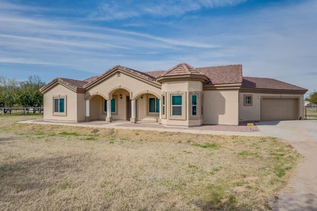 4976 E Rogers Lane, San Tan Valley, AZ 85140 (MLS #5888993) :: Yost Realty Group at RE/MAX Casa Grande