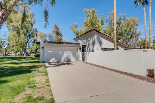 7744 N Via De La Sombre, Scottsdale, AZ 85258 (MLS #5889005) :: Yost Realty Group at RE/MAX Casa Grande