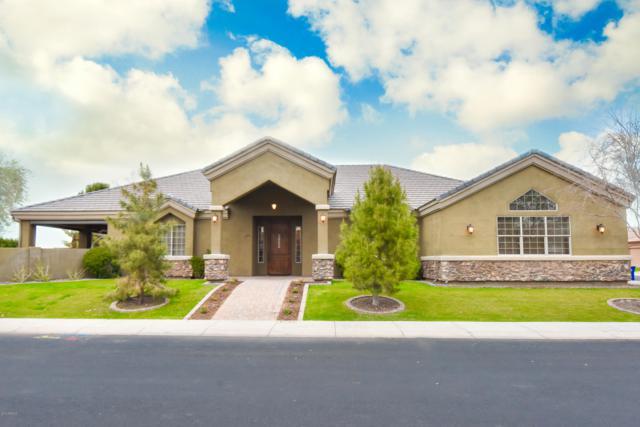 1226 S Larkspur Court, Gilbert, AZ 85296 (MLS #5889145) :: Yost Realty Group at RE/MAX Casa Grande