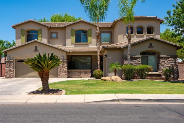 542 E Benrich Drive, Gilbert, AZ 85295 (MLS #5889149) :: Yost Realty Group at RE/MAX Casa Grande