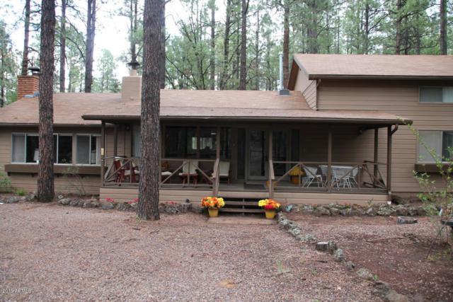 3030 Aspen Loop, Pinetop, AZ 85935 (MLS #5889151) :: Team Wilson Real Estate