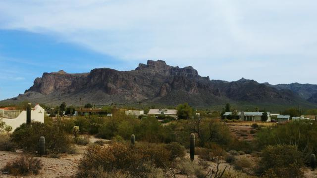0 N Muleshoe Road, Apache Junction, AZ 85119 (MLS #5889199) :: The Kenny Klaus Team