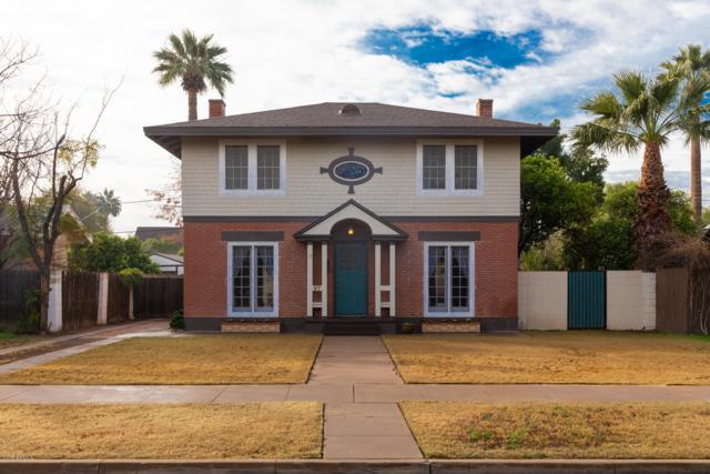 67 E Hoover Avenue, Phoenix, AZ 85004 (MLS #5889202) :: Riddle Realty