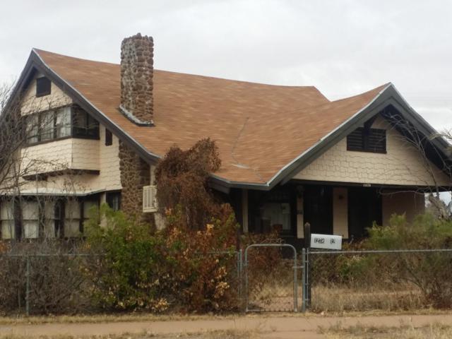 1278 E 12th Street, Douglas, AZ 85607 (MLS #5889250) :: Brett Tanner Home Selling Team