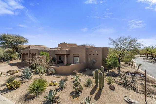 10887 E Peak View Road, Scottsdale, AZ 85262 (MLS #5889552) :: Yost Realty Group at RE/MAX Casa Grande