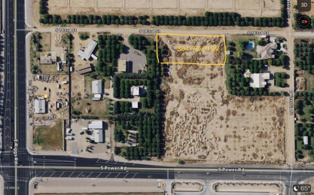 0 E Victoria Street, Gilbert, AZ 85298 (MLS #5889580) :: Yost Realty Group at RE/MAX Casa Grande