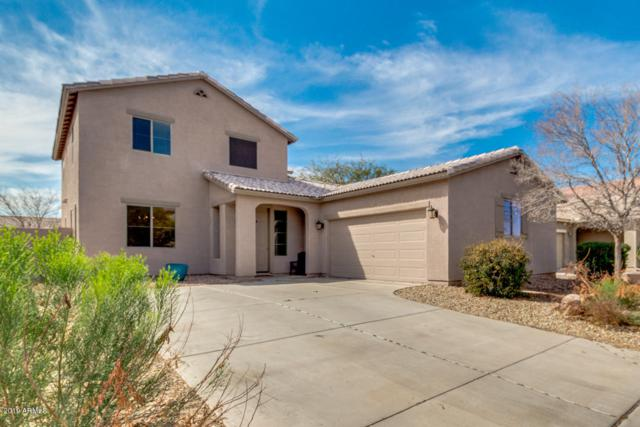 18294 N Calacera Street, Maricopa, AZ 85138 (MLS #5889599) :: Team Wilson Real Estate