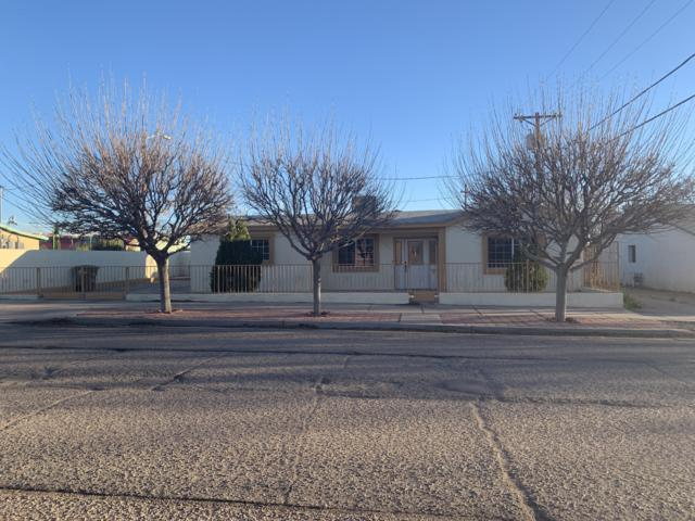 435 E 3RD Street, Douglas, AZ 85607 (MLS #5889617) :: The Daniel Montez Real Estate Group