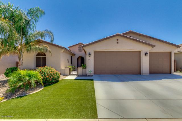 503 W Yellow Wood Avenue, Queen Creek, AZ 85140 (MLS #5889764) :: Occasio Realty