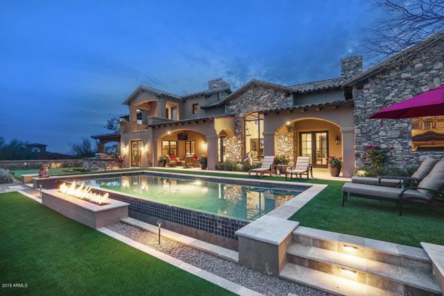 9830 E Thompson Peak Parkway #906, Scottsdale, AZ 85255 (MLS #5889934) :: Revelation Real Estate