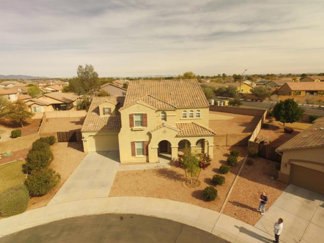 50 S 167TH Drive, Goodyear, AZ 85338 (MLS #5889939) :: RE/MAX Excalibur