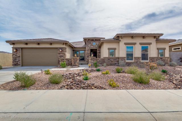 18055 W Wandering Creek Road, Goodyear, AZ 85338 (MLS #5889944) :: CC & Co. Real Estate Team
