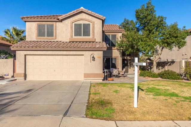 322 N Nevada Way, Gilbert, AZ 85233 (MLS #5889949) :: Riddle Realty