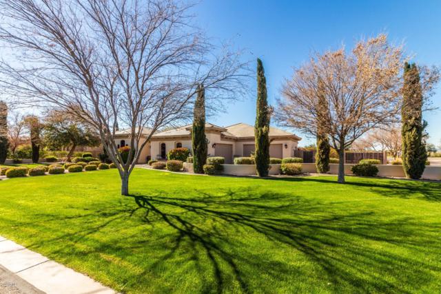 25030 S 190TH Street, Queen Creek, AZ 85142 (MLS #5889975) :: Yost Realty Group at RE/MAX Casa Grande