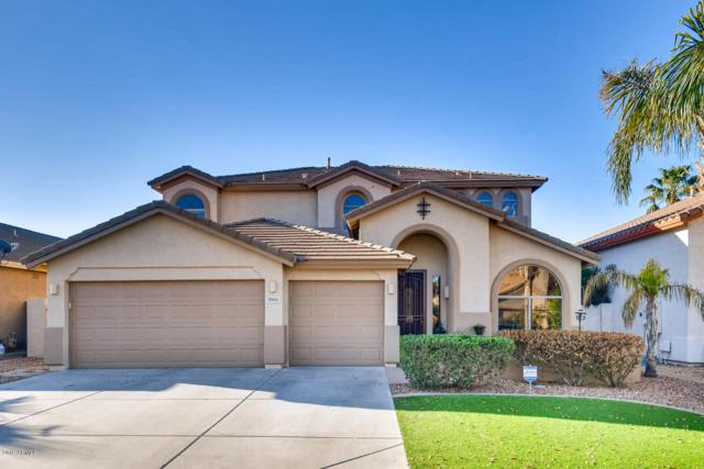 2941 E Riviera Place, Chandler, AZ 85249 (MLS #5890100) :: Devor Real Estate Associates
