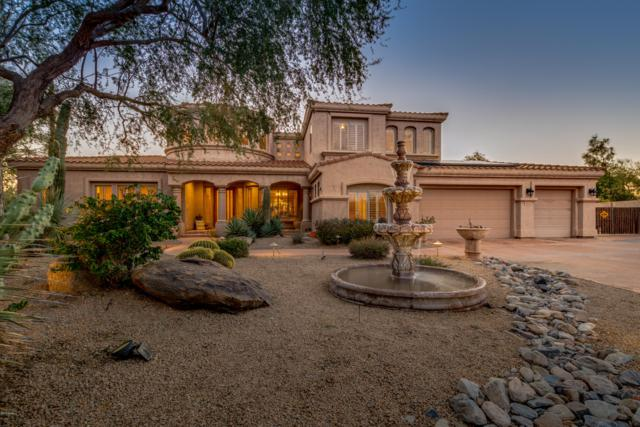 7933 E Via De Luna Drive, Scottsdale, AZ 85255 (MLS #5890217) :: CC & Co. Real Estate Team