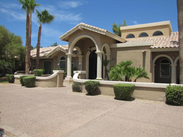 5928 E Via Los Caballos, Paradise Valley, AZ 85253 (MLS #5890313) :: CC & Co. Real Estate Team