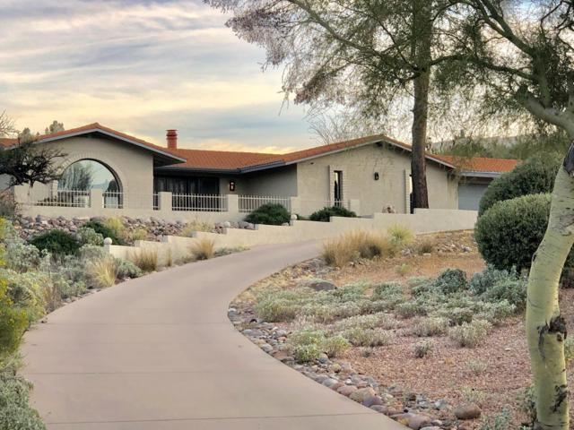 17407 E Brantley Drive, Fountain Hills, AZ 85268 (MLS #5890438) :: CC & Co. Real Estate Team