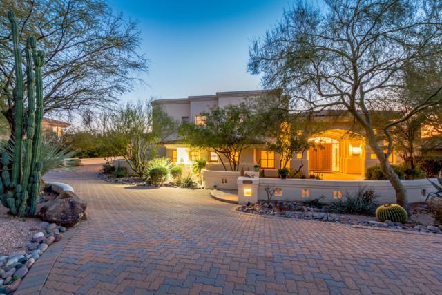 10629 E Desert Willow Drive, Scottsdale, AZ 85255 (MLS #5890704) :: Yost Realty Group at RE/MAX Casa Grande