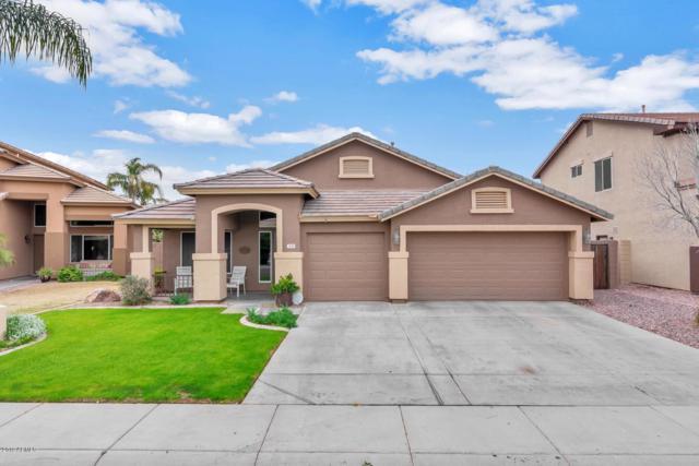 3488 S Ambush Pass Road, Gilbert, AZ 85297 (MLS #5890831) :: Yost Realty Group at RE/MAX Casa Grande
