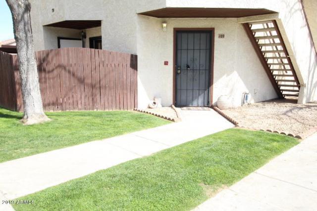 16402 N 31ST Street #109, Phoenix, AZ 85032 (MLS #5890940) :: Yost Realty Group at RE/MAX Casa Grande