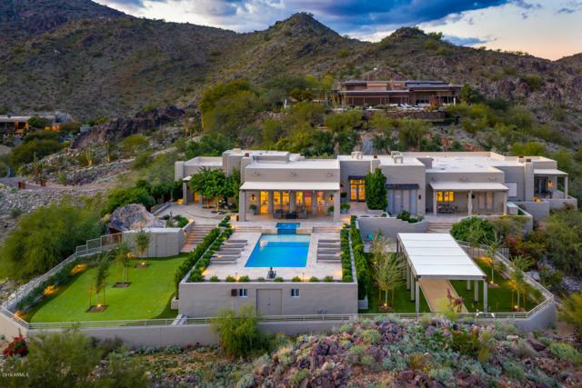 4632 E Foothill Drive, Paradise Valley, AZ 85253 (MLS #5891237) :: The W Group