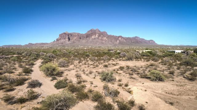 0 N Starr Road, Apache Junction, AZ 85119 (MLS #5891417) :: The W Group