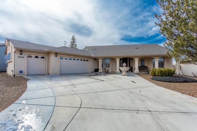 7448 N Starry Sky Drive, Prescott Valley, AZ 86315 (MLS #5891570) :: Conway Real Estate