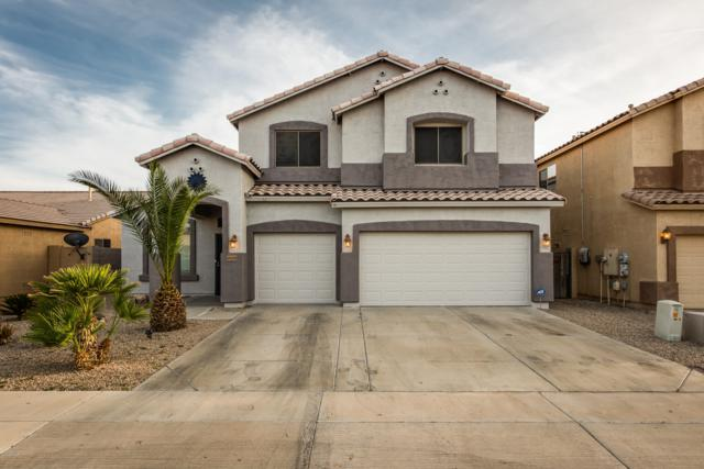46091 W Amsterdam Road, Maricopa, AZ 85139 (MLS #5891638) :: Yost Realty Group at RE/MAX Casa Grande