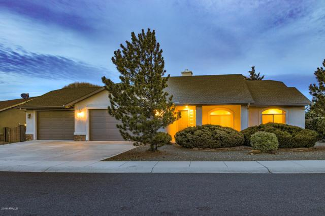 7431 N Starry Sky Drive, Prescott Valley, AZ 86315 (MLS #5891656) :: Conway Real Estate