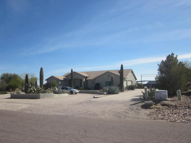 2009 W Dixon Lane, Queen Creek, AZ 85142 (MLS #5891743) :: Riddle Realty